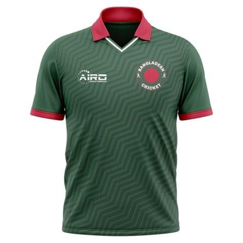 2019-2020 Bangladesh Cricket Concept Shirt - Little Boys
