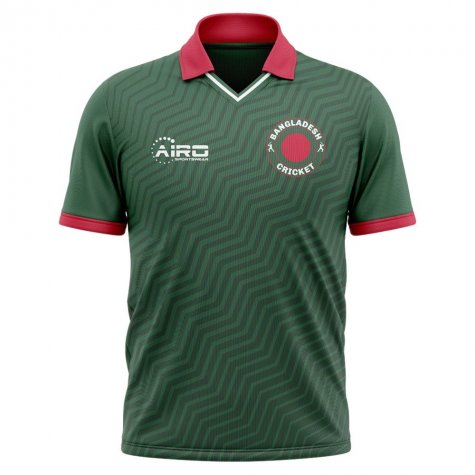 2020-2021 Bangladesh Cricket Concept Shirt - Kids