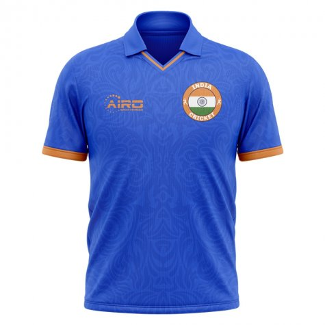 2019-2020 India Cricket Concept Shirt - Womens