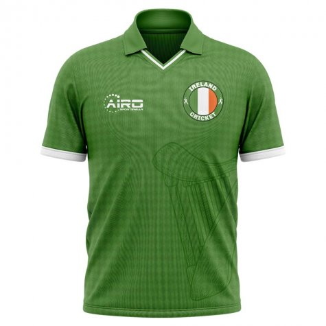 2020-2021 Ireland Cricket Concept Shirt - Baby