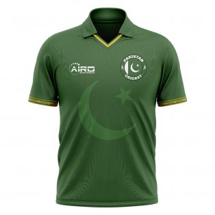 2019-2020 Pakistan Cricket Concept Shirt