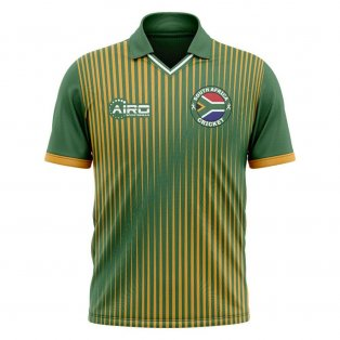 2019-2020 South Africa Cricket Concept Shirt - Little Boys