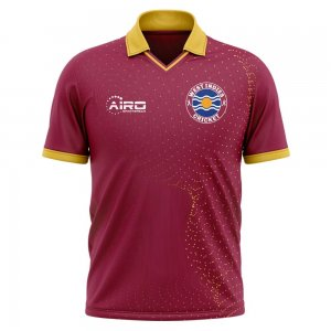 2020-2021 West Indies Cricket Concept Shirt - Little Boys