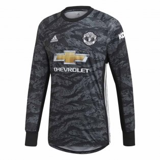 2019-2020 Man Utd Adidas Away Goalkeeper Shirt (Kids)