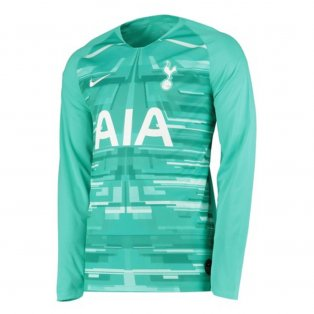 2019-2020 Tottenham Home Nike Goalkeeper Shirt (Hyper Jade) - Kids