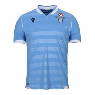 2019-2020 Lazio Authentic Home Match Shirt