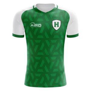 2020-2021 Edinburgh Leith Home Concept Football Shirt