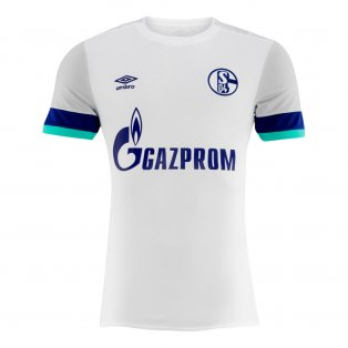 2019-2020 Schalke Umbro Away Football Shirt
