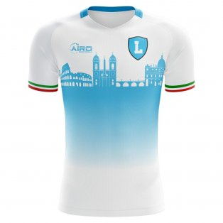 2020-2021 Lazio Home Concept Football Shirt