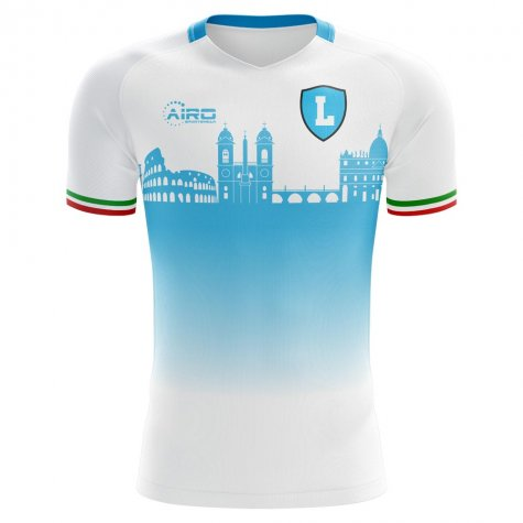 2019-2020 Lazio Home Concept Football Shirt