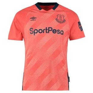 2019-2020 Everton Umbro Away Football Shirt