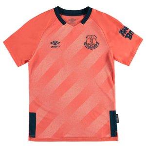 2019-2020 Everton Umbro Away Football Shirt (Kids)