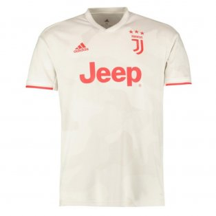 2019-2020 Juventus Adidas Away Football Shirt