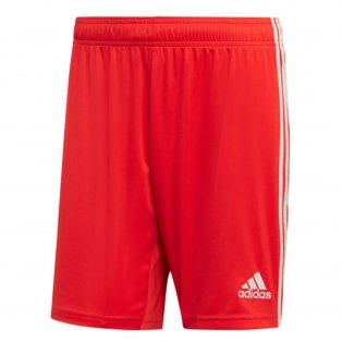 2019-2020 Juventus Adidas Away Shorts (Red)