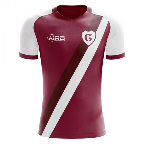 2020-2021 CFR Cluj Home Concept Football Shirt