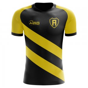 2020-2021 Aik Stockholm Home Concept Football Shirt - Kids