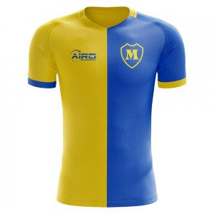 2019-2020 Maccabi Tel Aviv Home Concept Football Shirt - Little Boys