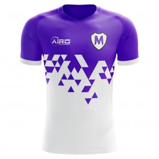 2020-2021 Maribor Away Concept Football Shirt