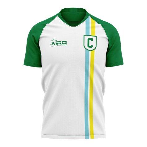 2019-2020 Cosmos Home Concept Football Shirt - Kids