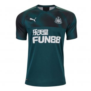 2019-2020 Newcastle Away Football Shirt