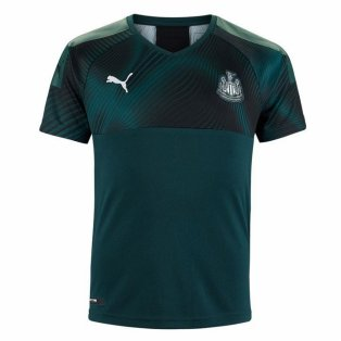 2019-2020 Newcastle Away Football Shirt (Kids)