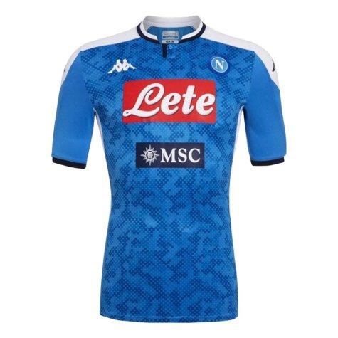 2019-2020 Napoli Kappa Home Shirt