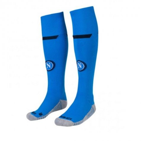 2019-2020 Napoli Kappa Home Socks (Sky)