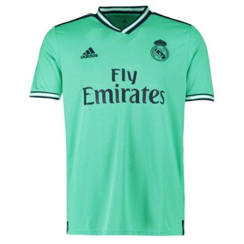 2019-2020 Real Madrid Adidas Third Football Shirt