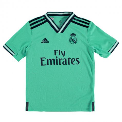 2019-2020 Real Madrid Adidas Third Shirt (Kids)