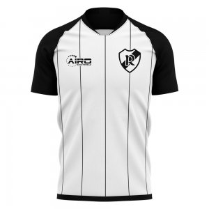 2020-2021 Rosenborg Home Concept Football Shirt
