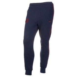 2019-2020 Barcelona Nike Fleece Pants (Obsidian) - Kids