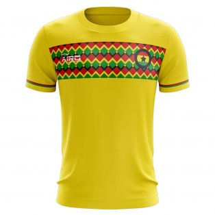 2019-2020 Ghana Third Concept Football Shirt