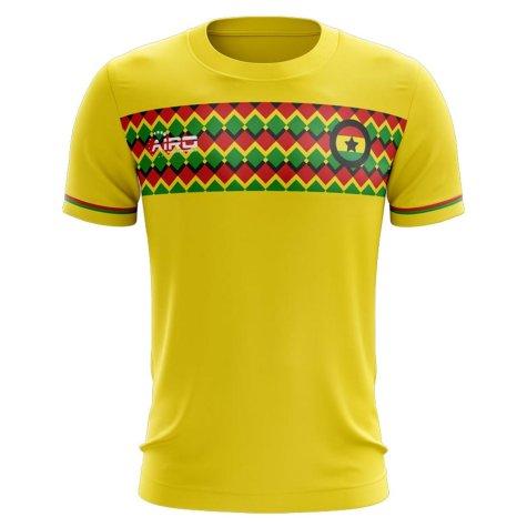 2019-2020 Ghana Third Concept Football Shirt - Kids