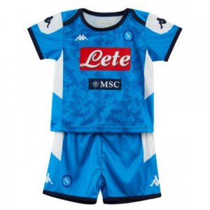 2019-2020 Napoli Kappa Home Baby Kit (Kids)
