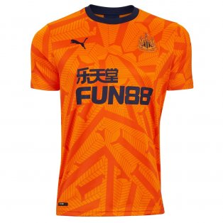 2019-2020 Newcastle Authentic Third Football Shirt