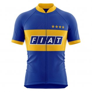 Boca Juniors 1990 Concept Cycling Jersey