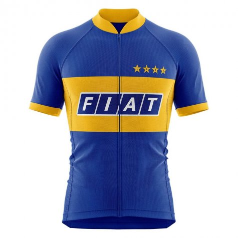 Boca Juniors 1990 Concept Cycling Jersey - Little Boys