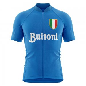 Napoli 1986 Concept Cycling Jersey - Little Boys