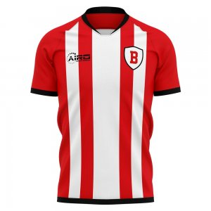 2020-2021 Brentford Classic Concept Football Shirt - Little Boys