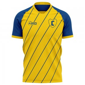 2020-2021 Cadiz Home Concept Football Shirt - Kids