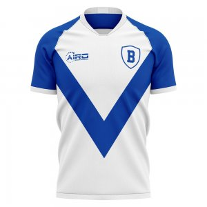 2019-2020 Brescia Away Concept Football Shirt - Womens