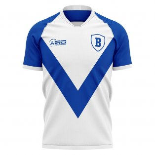 2020-2021 Brescia Away Concept Football Shirt - Little Boys