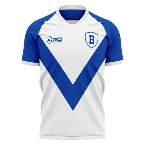 2019-2020 Brescia Away Concept Football Shirt