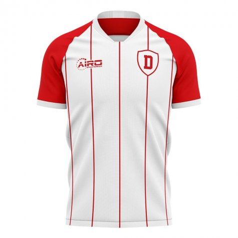 2020-2021 Fortuna Dusseldorf Away Concept Football Shirt - Womens