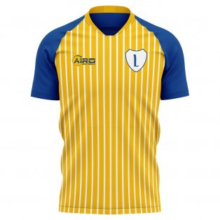 2019-2020 Las Palmas Home Concept Football Shirt