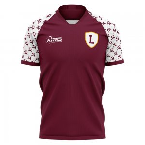 2019-2020 Livorno Home Concept Football Shirt - Kids