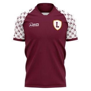 2019-2020 Livorno Home Concept Football Shirt
