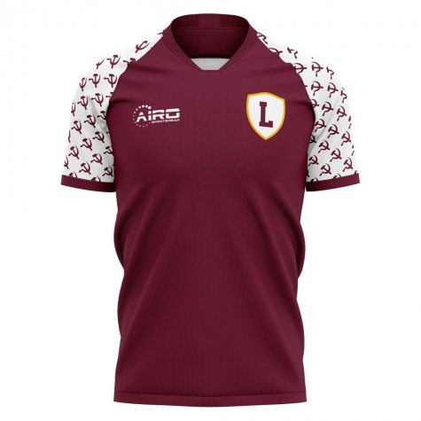 2020-2021 Livorno Home Concept Football Shirt - Baby