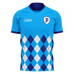 2020-2021 Pescara Home Concept Football Shirt - Womens