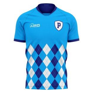 2019-2020 Pescara Home Concept Football Shirt